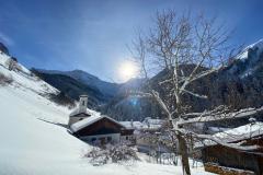 Kleinstockach im Winter
