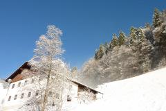 Ferienhaus K7 im Winter