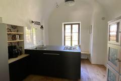 Ferienhaus K7 Küche