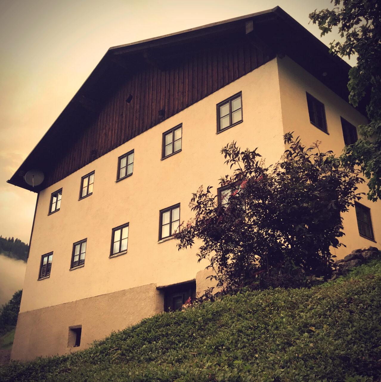 Ferienhaus K7 im Herbst